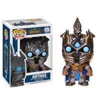 Funko Pop World Of Warcraft Arthas N°15