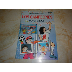 Album Supercampeones Completo Impecable!!!