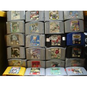 Nintendo 64 Varios Titulos Parte 4a C/u N64