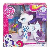 Rarity- Little Pony- Glamour Glow- Giro Didactico