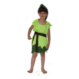 Fantasia Peter Pan - Infantil - Point Da Dança Ballet