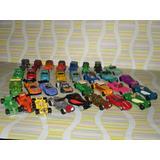 Lote De 32 Autos Huevo Kinder Miniaturas