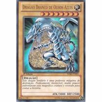 Dragão Branco De Olhos Azuis (sdbe) Ultra Rara - Yugioh