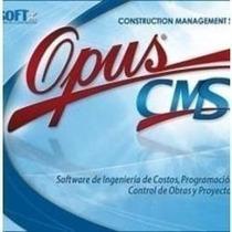 Matrices De P.u. En Opus De La Sct Carreteras!!!!