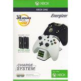 Controlador Ppd 2x Energizer Sistema De Carga Para Xbox One