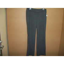 Pantalon De Vestir Axcess By Liz Claiborne Dama 8-34 Nuevo