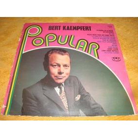 Bert Kaempfert Y Su Orquesta - Popular - Vinilo