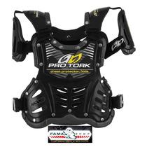 Colete Infantil 788 Pro Tork Motocross Trilha Kids + Brinde