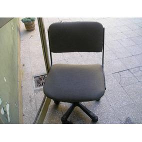 Silla Pc Carrefour Usadas - Sillas de Oficina Con Ruedas, Usado en ...