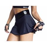 Shorts Saia Feminino Academia Fitness Treino Caminhada