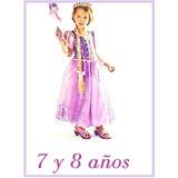 Disfraz Princesa Rapunzel Original Disney Princess Importado