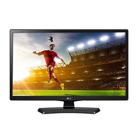 Tv 23.6 Led Hd 24mt49df-ps Usb Hdmi Função Monitor Dtv Lg