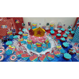 Promo Evento Cumpleaños Torta Tartas Alfajores Cosas Dulces
