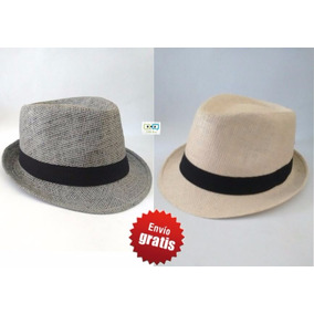 Sombrero Tipo Hipster Cubano Colores Hombre Mujer Unisex