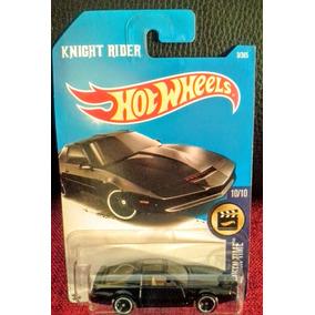 Hotwheels Knight Rider - Kitt El Auto Increible