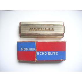 Armónica Hohner Echo Elite