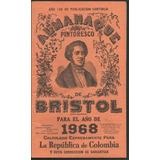 Almanaque Bristol 1968