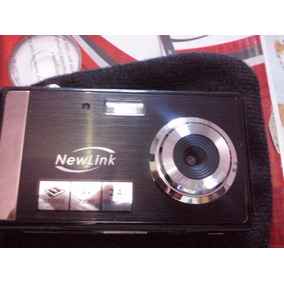 Camera Digital Newlink Style 14.1 Mp.tela 2.4 Face Detection