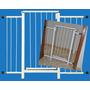 Portão Grade Proteção Porta Cachorro Pet Cães 99 Cm A 104 Cm