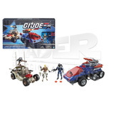 Desert Duel - Gi Joe 50th Anniversary Vehicles