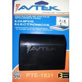 Avtek Pte-1821 Protector De Voltaje Equipos Electronicos