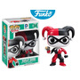 Harley Quinn Clasica Funko Pop Dc Comics Serie Batman