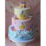 Tortas Temáticas Infantil Princesas