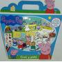 Set Para Crear ,pintar Y Jugar Peppa Pig C/licencia Original