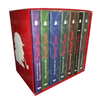 Novelas Completas De Sherlock Holmes 7libros