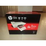 Impresora Hp 1515 Nueva Con Cartuchos 248000 Bs