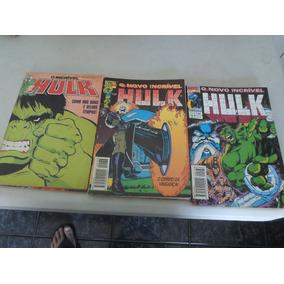 Gibi Hulk Editora Abril Com 87 Edições