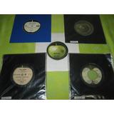 The Beatles - John Lennon - Mccartney: 13 Singles De 45 Rpm.
