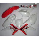 Kit Plastico Crf 230 2015 Original Honda Aplicavel Em 2008~