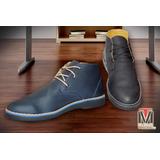 Zapato Casual Hombre Boss For Men Color Negro, Oro Y Azul