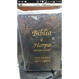 Biblia Com Harpa Promocao Let Gigante C Indice King Cross