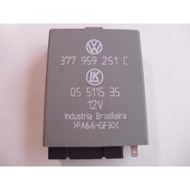 Modulo Conforto Alarme Vw - 377959251c 05511535