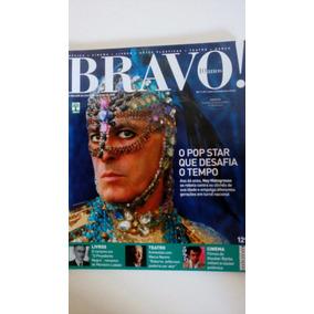 Revista Bravo Nº 129 - Ney Matogrosso, Monteiro Lobato