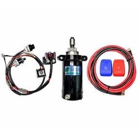 Kit De Partida Eletrica Motor Popa Evinrude / Johnson 25 Hp