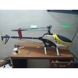 Helicóptero Thundertiger Raptor 30 V2