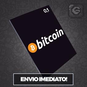 Bitcoin 0.1 Btc - Faça Sua Cotação Aqui