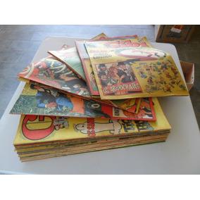 Gibi Semanal! Vários! R$ 20,00 Cada! Rge 1974!