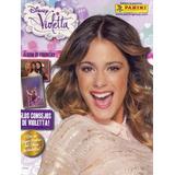 Album Violetta 3º (2014) Completo. Figuritas A Pegar Envios!