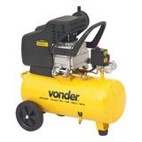 Compressor De Ar 24 Litros 7,6 Pcm Mcv-076 Vonder - 110v