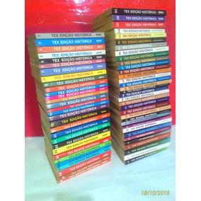 64 Gibis Tex Edição Histórica Nºs1 Ao 62 +65,66 Raridades!!!