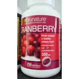 Cranberry Suplemento Efectivo Para Las Vias Urinarias