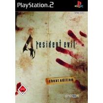 Patch Resident Evil 4 Com Códigos Para Ps2 Leia A Descrição