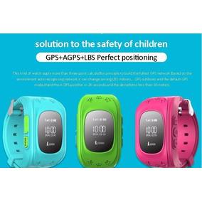 Reloj Teléfono Gps, Q50 Configuración Gratis.