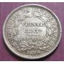 Antigua Moneda Plata Repùblica Boliviana 20 Cent 9 D 1888