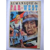 Almanaque De Far-west No.b-3 Ed Taika Leia Descrições!