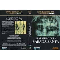 Dvd Grandes Enigmas History El Misterio De La Sabana Santa